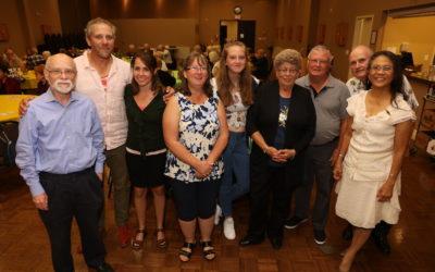 "SLBC Closes Season with a ""ball"" at the Banquet"